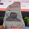 Learners PU College Foundation Stone